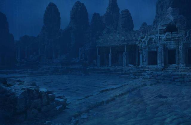 Angkorvat, Kambodzsa