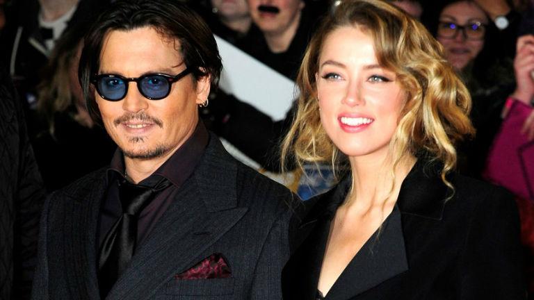 Szép csendben megnősült Johnny Depp