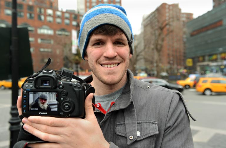 Brandon Stanton a Humans of New York blog alapítója