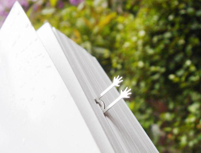 Könyvjelzők, amelyek felébresztik a benned szunnyadó könyvmolyt