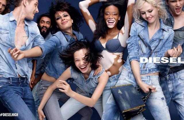 Híres divatmárkák kampányarca lett a beteg modell
