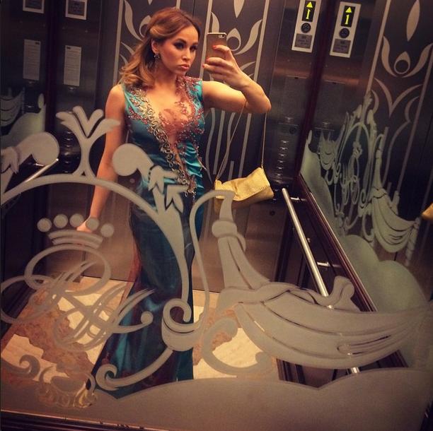 Fotó: Aleska Diamond Instagram oldala