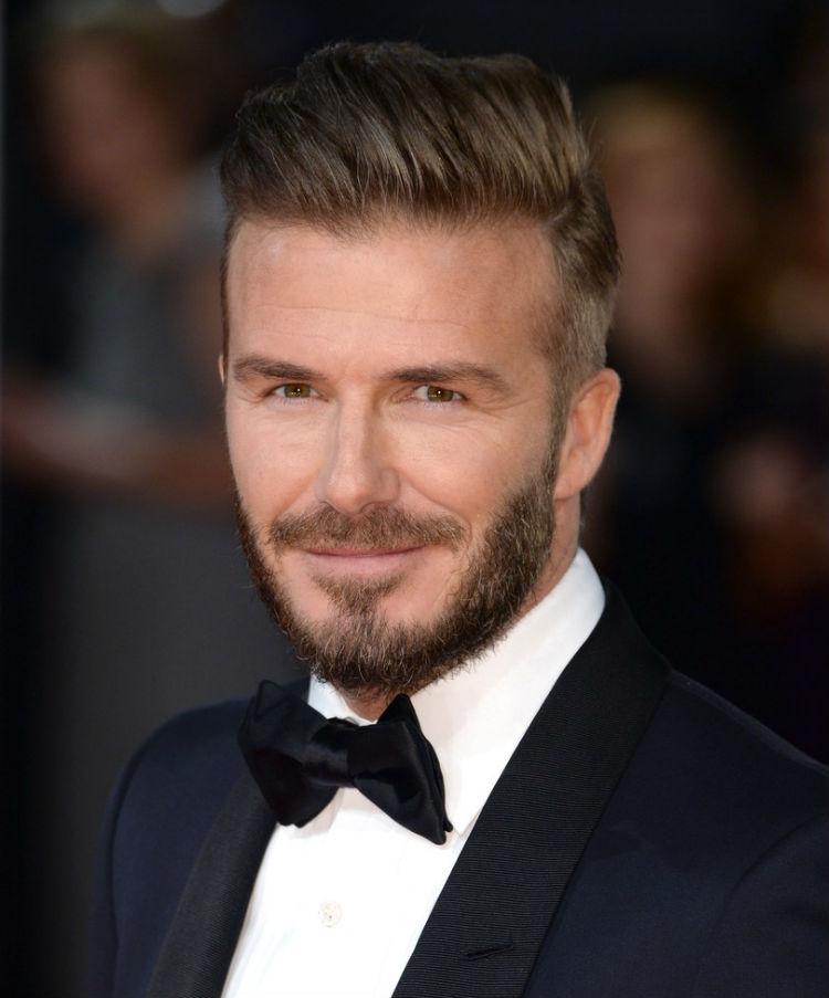 David Beckham jófejségével okozott meglepetést