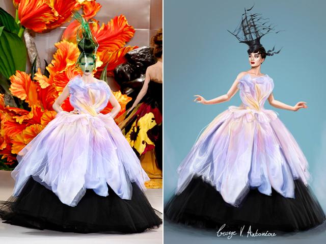 Christian Dior Haute Couture, 2010 ősz-tél