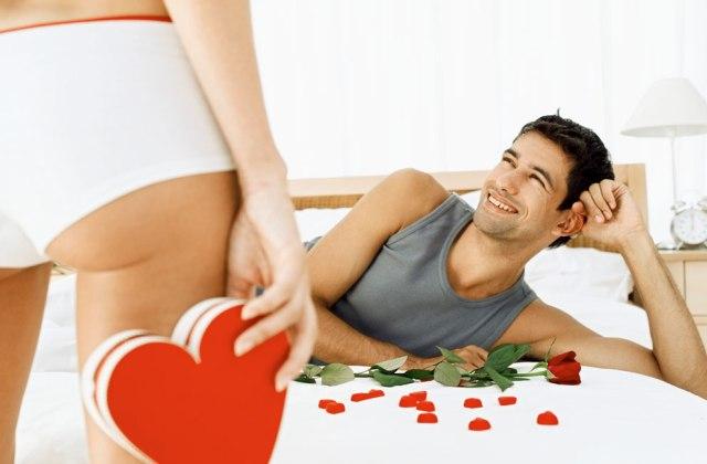 Ezt szeretnék igazából a pasik Valentin napra