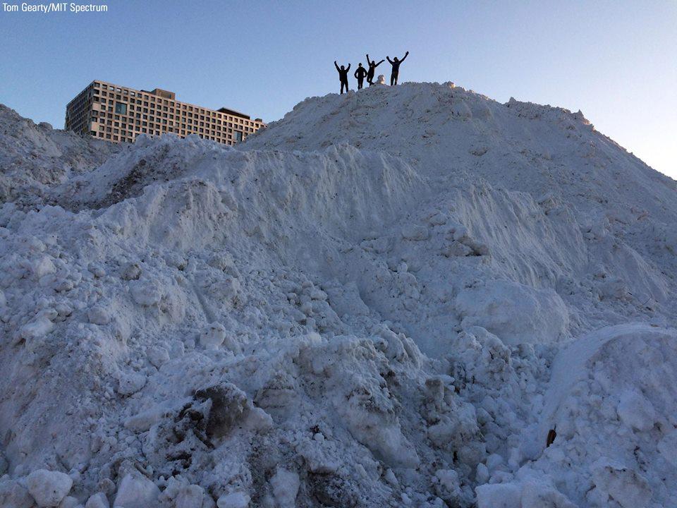 Most tényleg elérte Amerikát a kegyetlen havazás