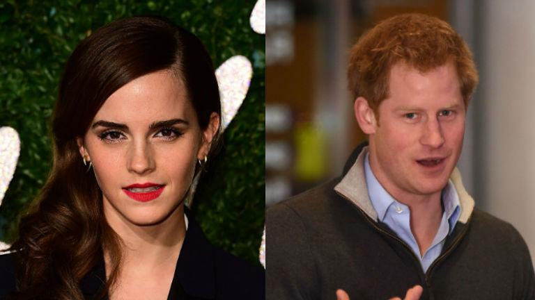 Emma Watson összejött Harry herceggel?