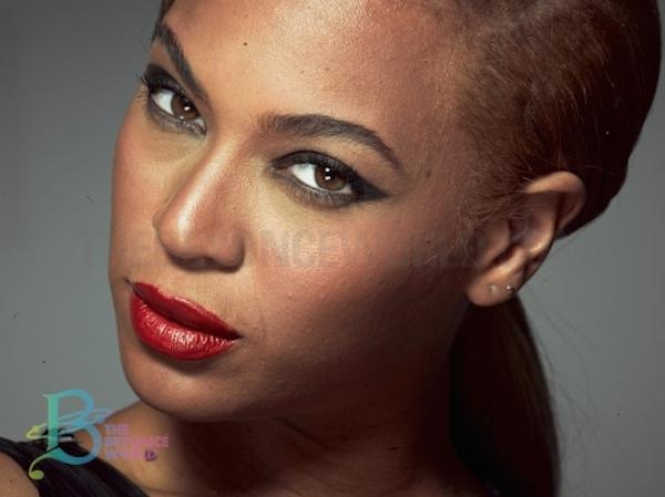 Ilyen Beyonce arca retus nélkül - igen, pattanásos