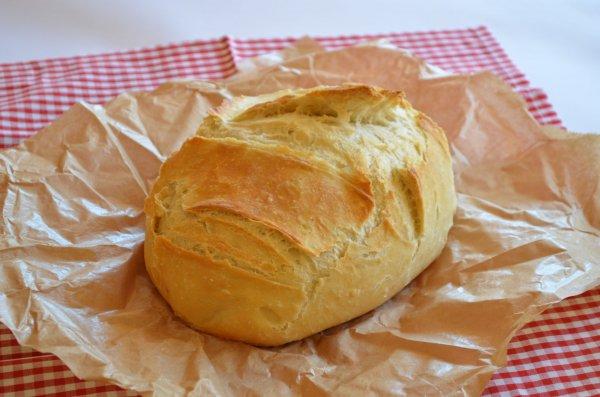 Bögrés kenyér dagasztás nélkül