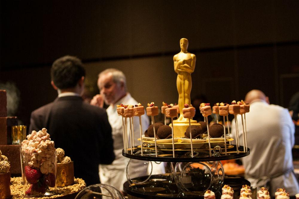 Élőben az Oscar-gáláról: így került egyszer gulyás az asztalra