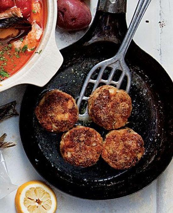 Gyors vacsora: halpogácsa curryvel