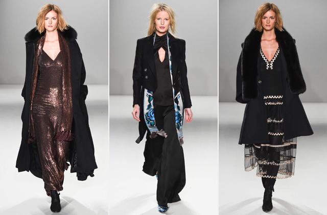 Várandós modellek léptek kifutóra Katalin hercegné kedvenc márkájának divatbemutatóján