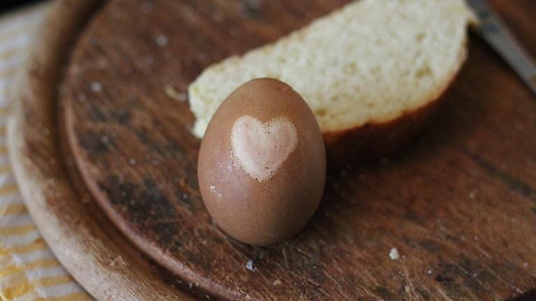 Húsvét 2015: Tojásfestés természetesen