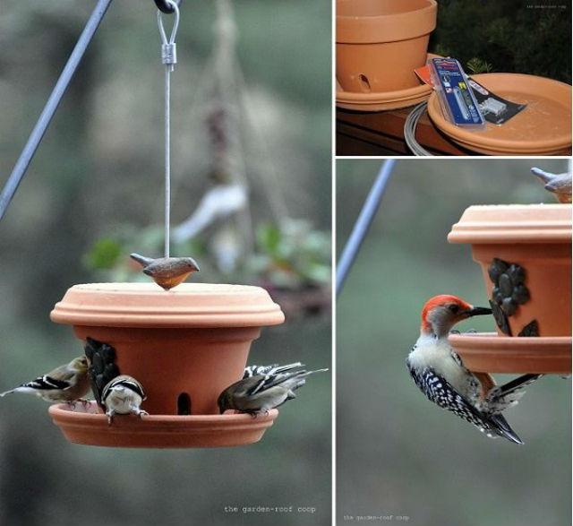 Így díszítsd a kertedet: kreatív díszek agyagcserépből - képek