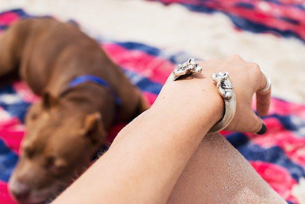 Egy felejthetetlen nyaralással búcsúztak a beteg kutyustól