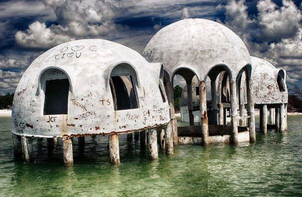Csodálatos, elhagyott helyek a világban