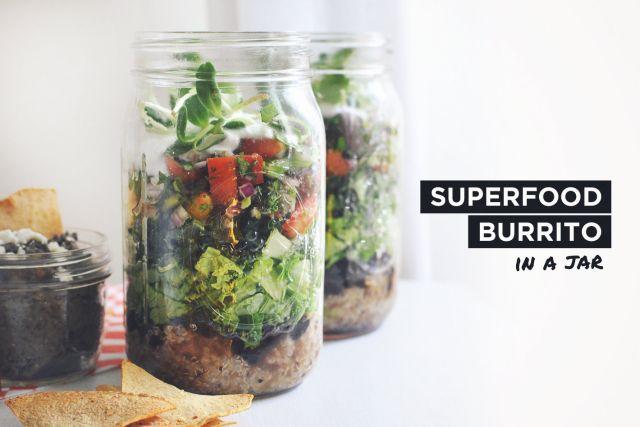 10 gyors recept - Süss reggelit, ebédet, desszertet befőttesüvegben!