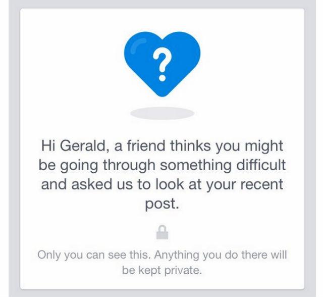 Öngyilkosságtól menthet meg az új Facebook funkció