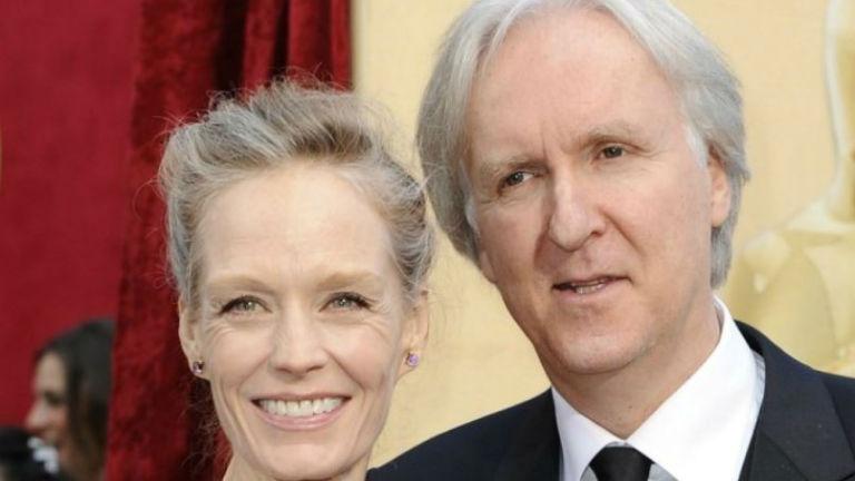 Az alapítók: James Cameron és felesége