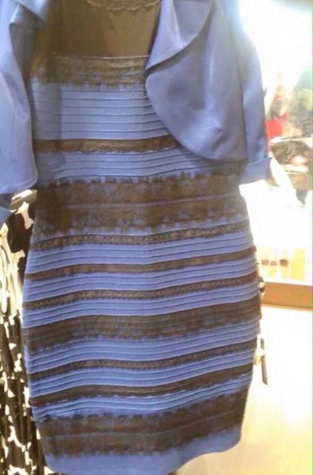 Meghatározhatatlan színű ruha robbantotta fel az internetet