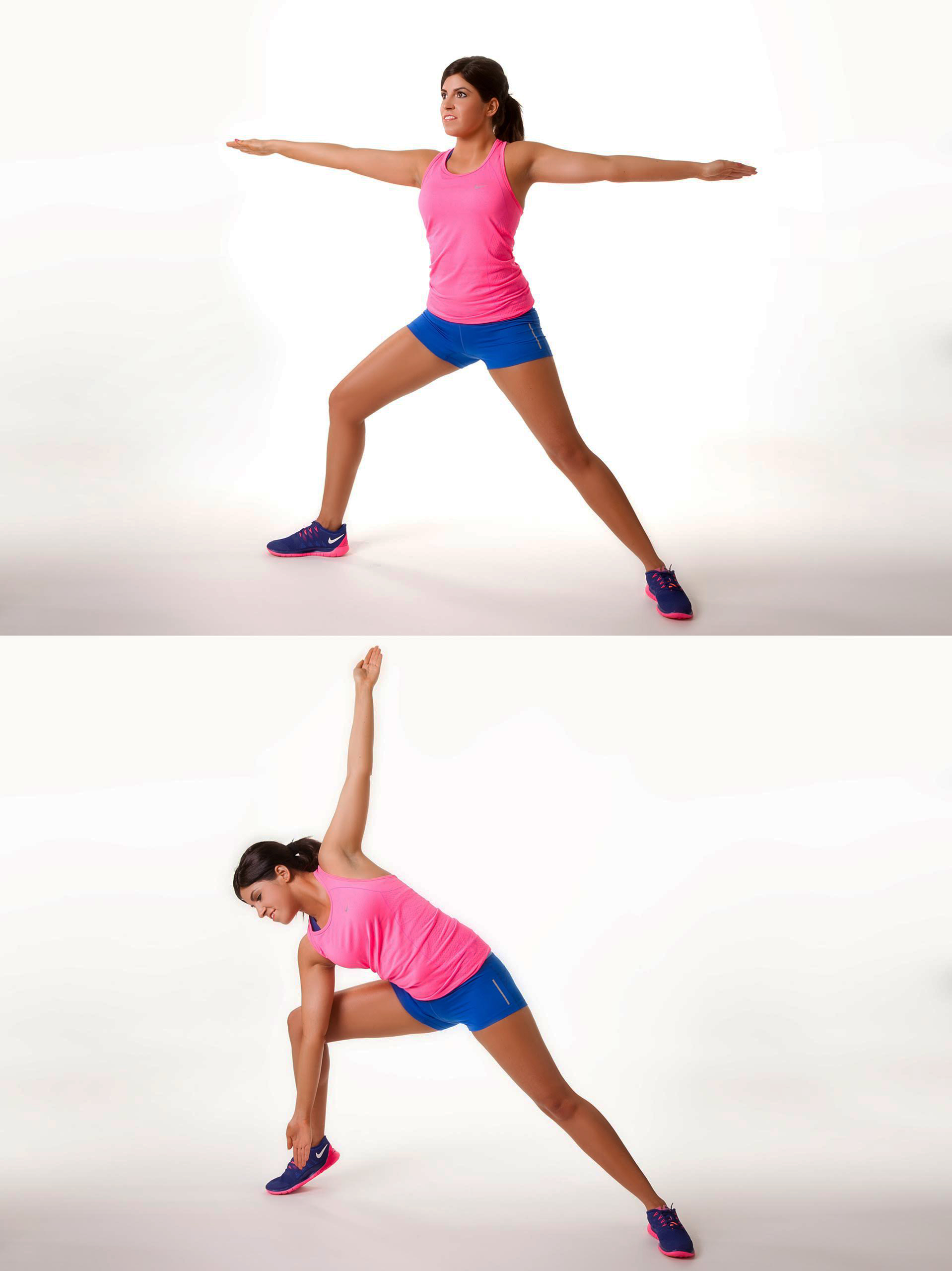 Edzés otthon: 7 egyszerű gyakorlat az izmos lábért
