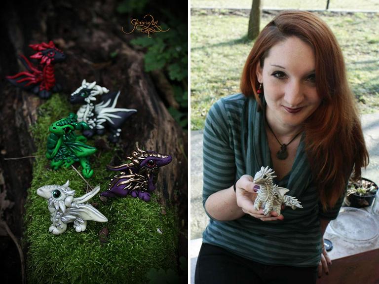 Még csak 26 éves, de ő készíti a legmenőbb sárkányos ékszereket az országban