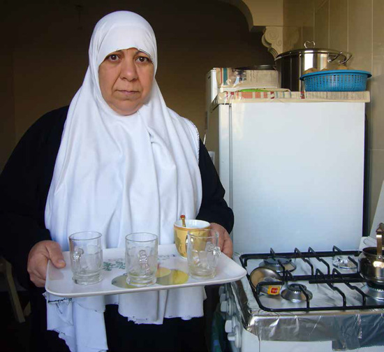 Mariam (Fotó: Amnesty International)