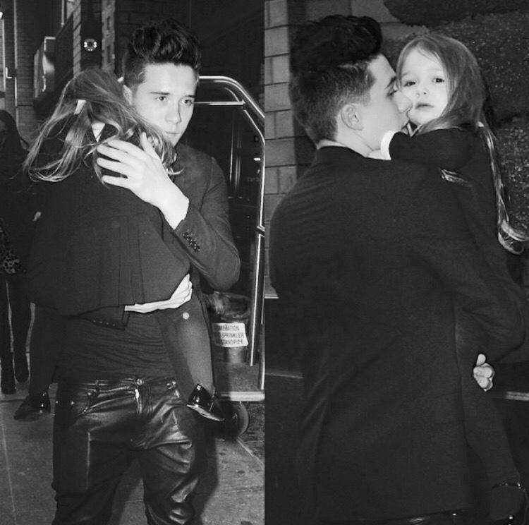 16 éves lett David és Victoria Beckham legidősebb fia, Brooklyn