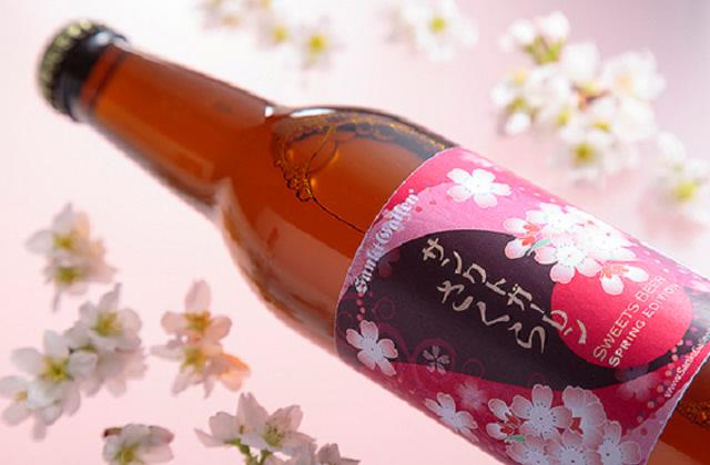 Cseresznyevirágos sört dobtak piacra