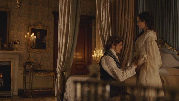 Részlet Az ifjú Viktória királynő filmből