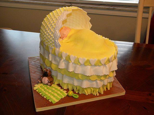 Édes babavárás - micsoda torták!