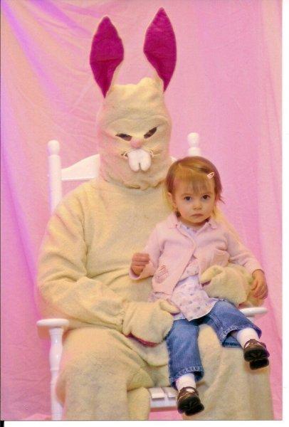 Ha eddig nem féltél a húsvéti nyuszitól, mostantól majd fogsz
