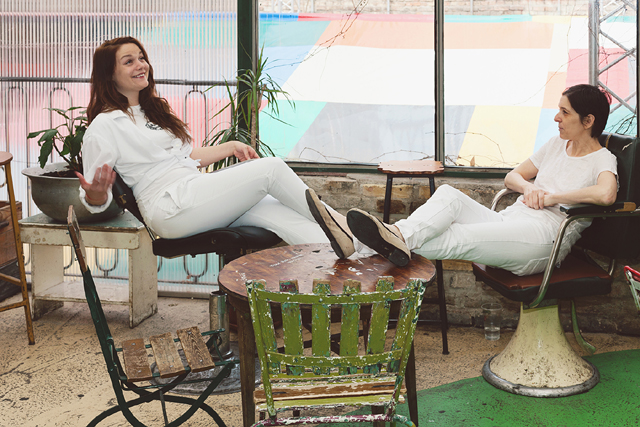 Zara len póló, Fishbone fehér farmer, Zara fehér vászonnadrág, H&M póló – Háda