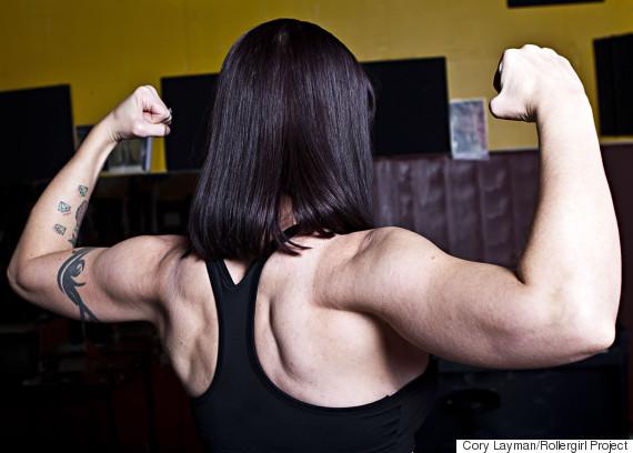 Ilyen is lehet a sportoló nők teste - nem mindenki izmos