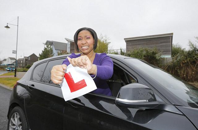 14 éve nem képes megszerezni a jogosítványt egy nő