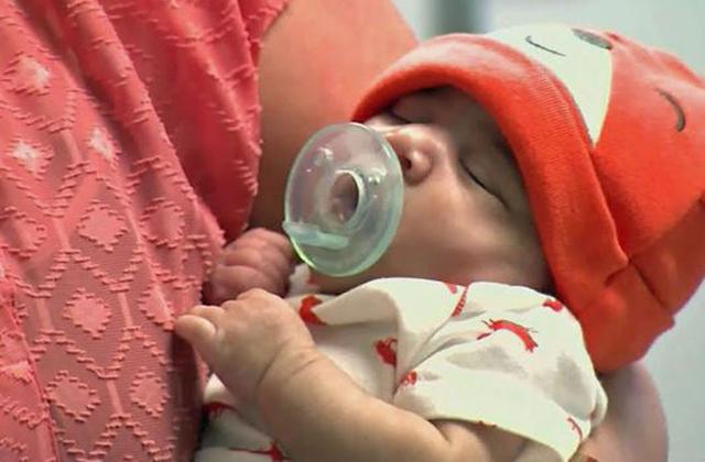 23 napos kisbabán végeztek szívátültetést
