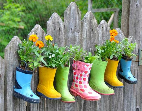 Így dekoráld a kertedet - Alternatívák virágcserérpe