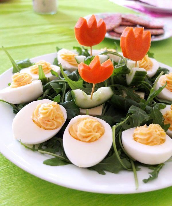 Így csempéssz vitamint a húsvéti asztalra!