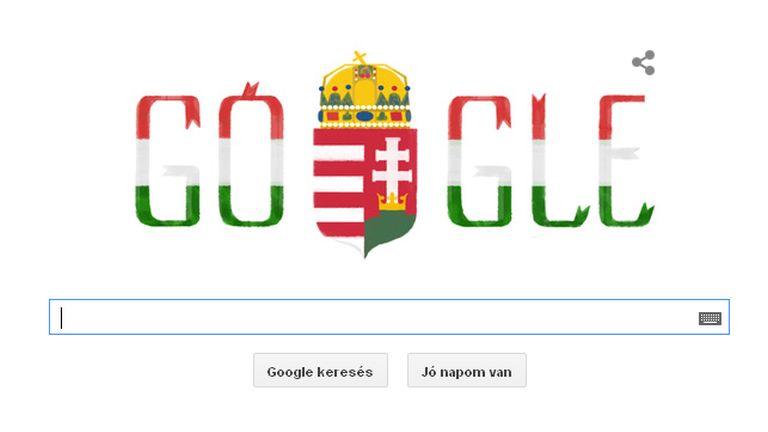 Március 15.: Ajándékot kaptunk a Google-tól - fotó!