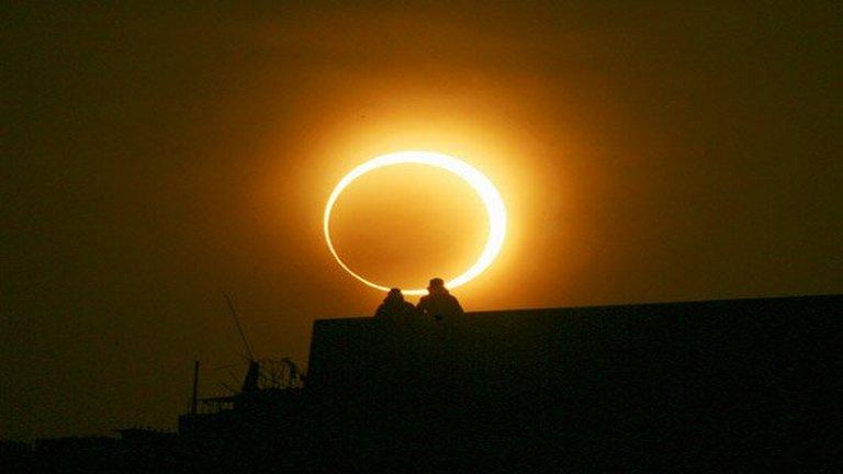 A március 20-i napfogyatkozás városonként