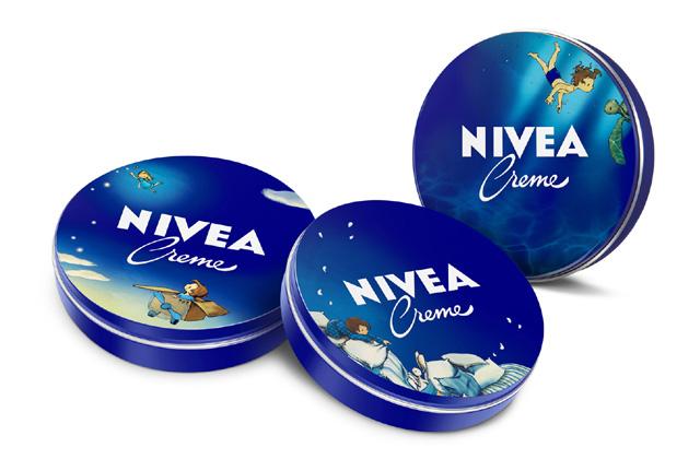 Mesél a Nivea