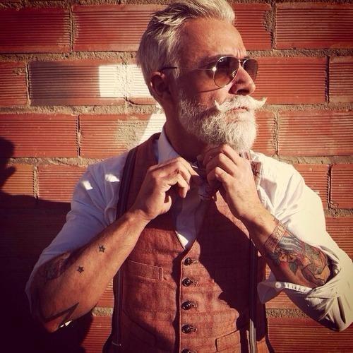 Így néznek ki a tetoválások az idősek testén - fotók