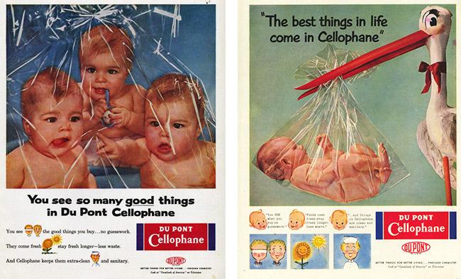 Íme, a legbizarrabb kisbabás hirdetések a múltból