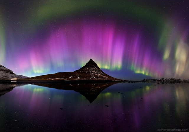 Itt vannak a legcsodálatosabb fotók a sarki fényről