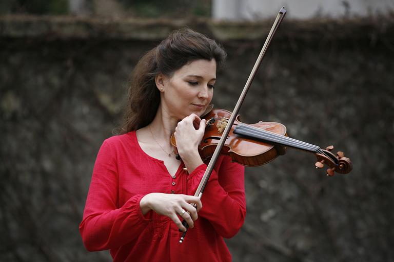 Gulyás Emese hegedűművész