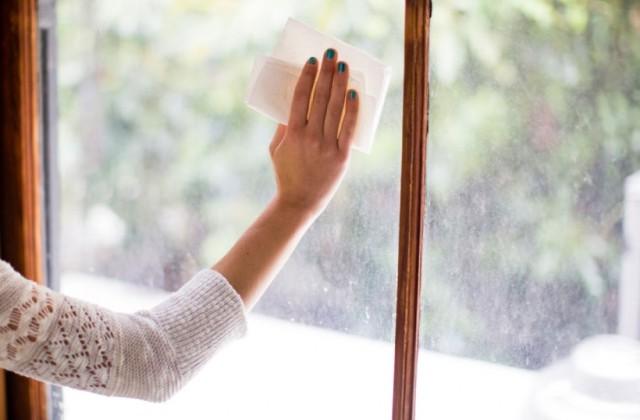 Ezekre a tisztítószerekre van szükséged ablakpucoláskor