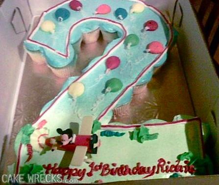 Ilyen szülinapi tortát biztosan ne csináltass a babádnak!