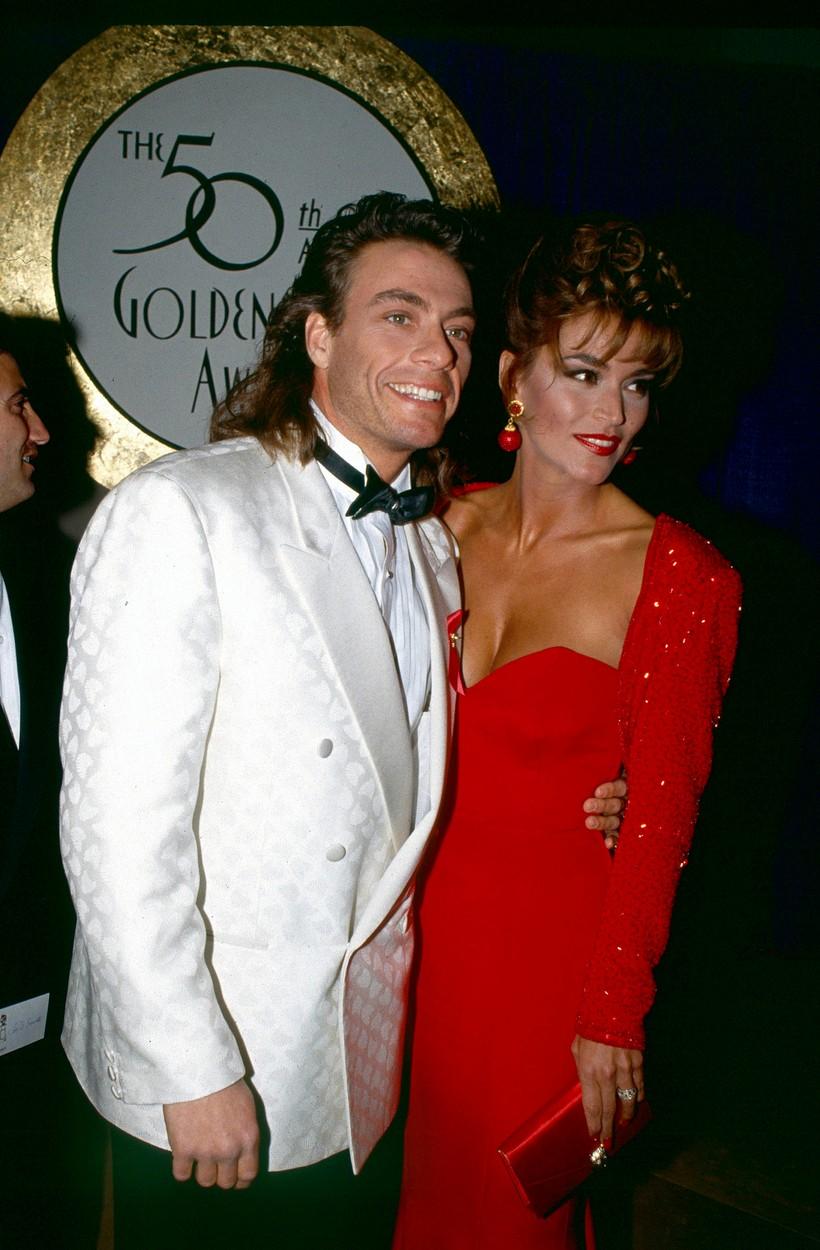 Jean-Claude Van Damme házasélete bonyolult, mint egy szappanopera