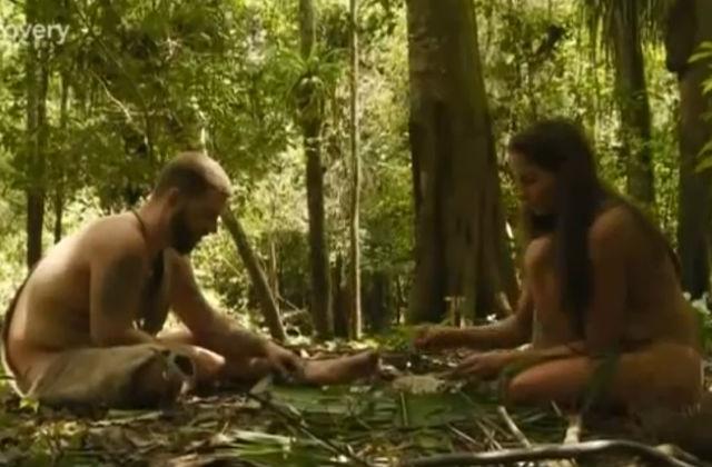 Csupaszt túlélők - dzsungelmese a reality fanoknak