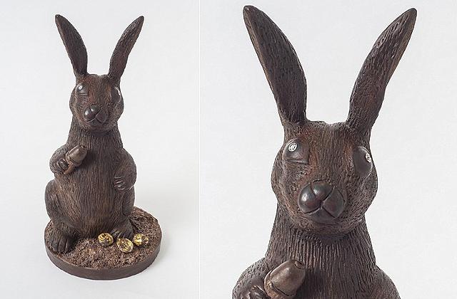 14 millióba kerül ez a húsvéti csokinyúl
